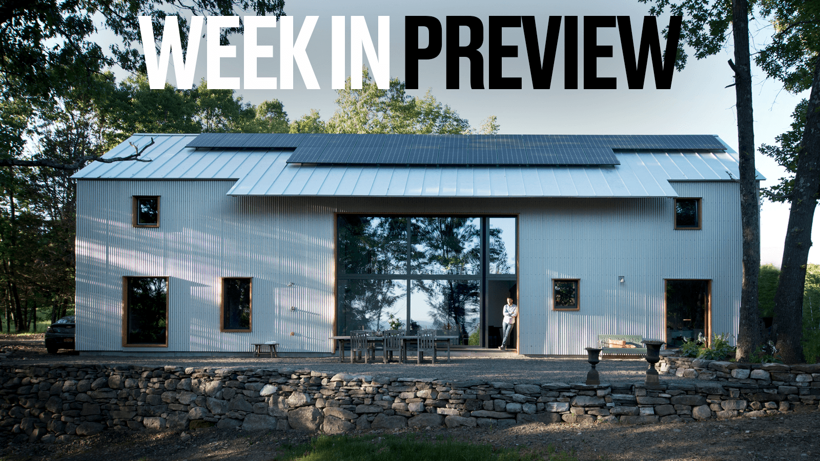 Passive House Week In Preview: August 2