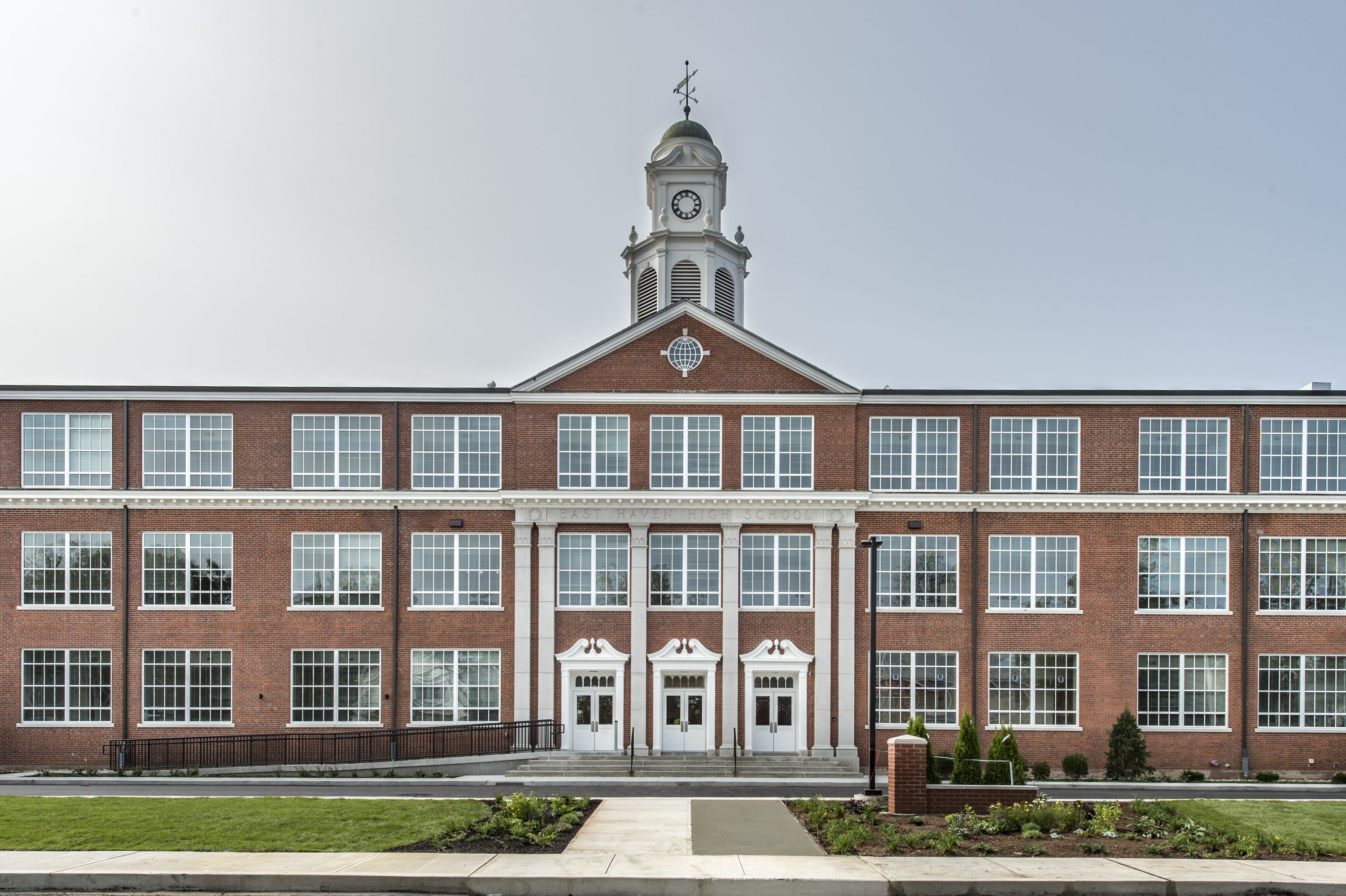High School to Affordable Housing