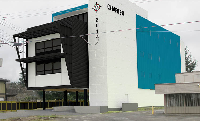 Charter Telecom National Headquarters