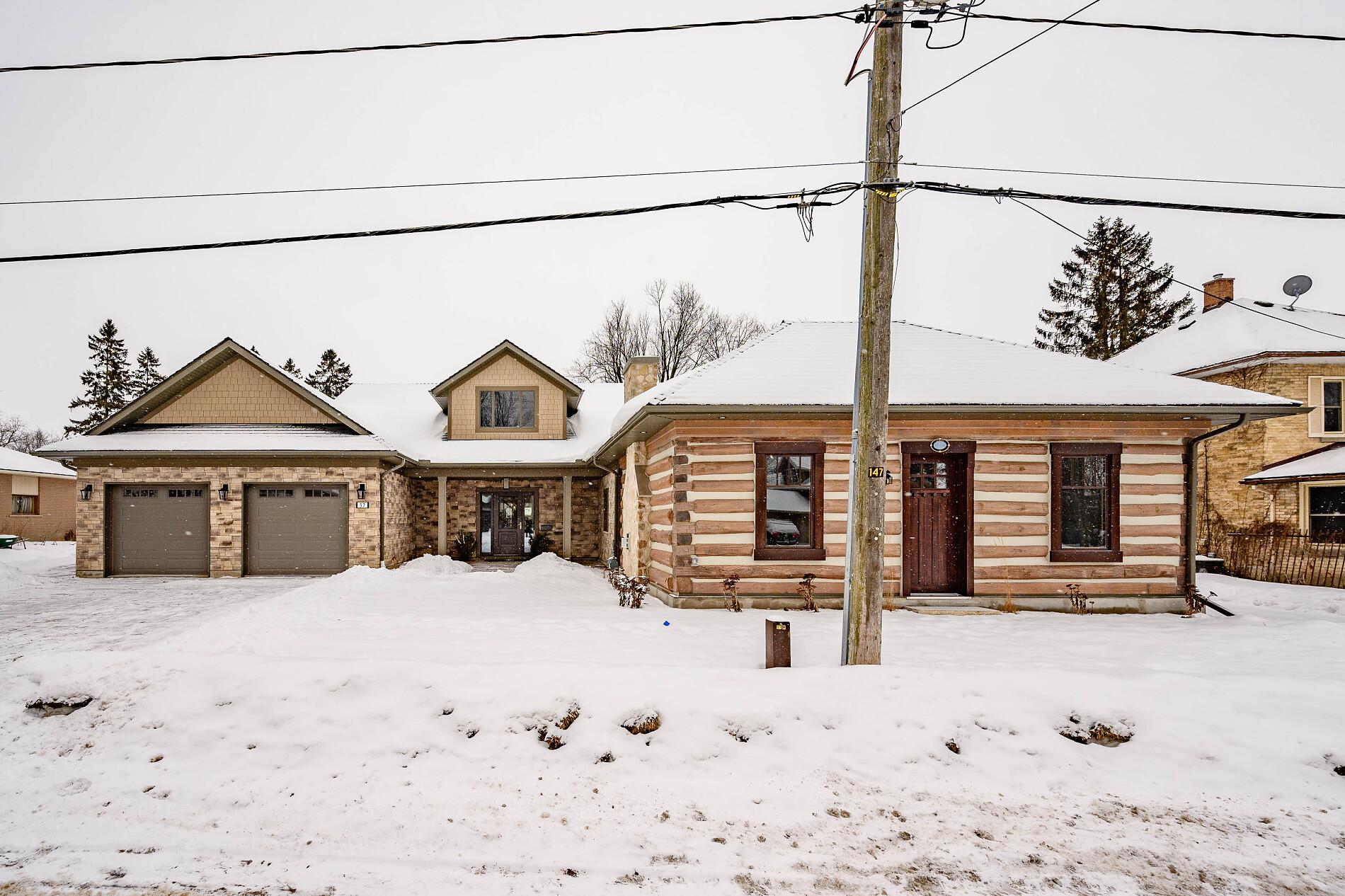 Elora Schoolhouse - 37 McNab Street