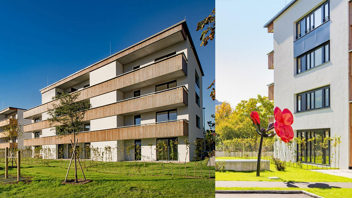 The Effort Is Definitely Worth It! How Social Housing Can Be Realized in an Energy Efficient and Cost-Effective Way