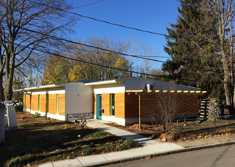 Case Study: Hawthorne  Youth and Community Center
