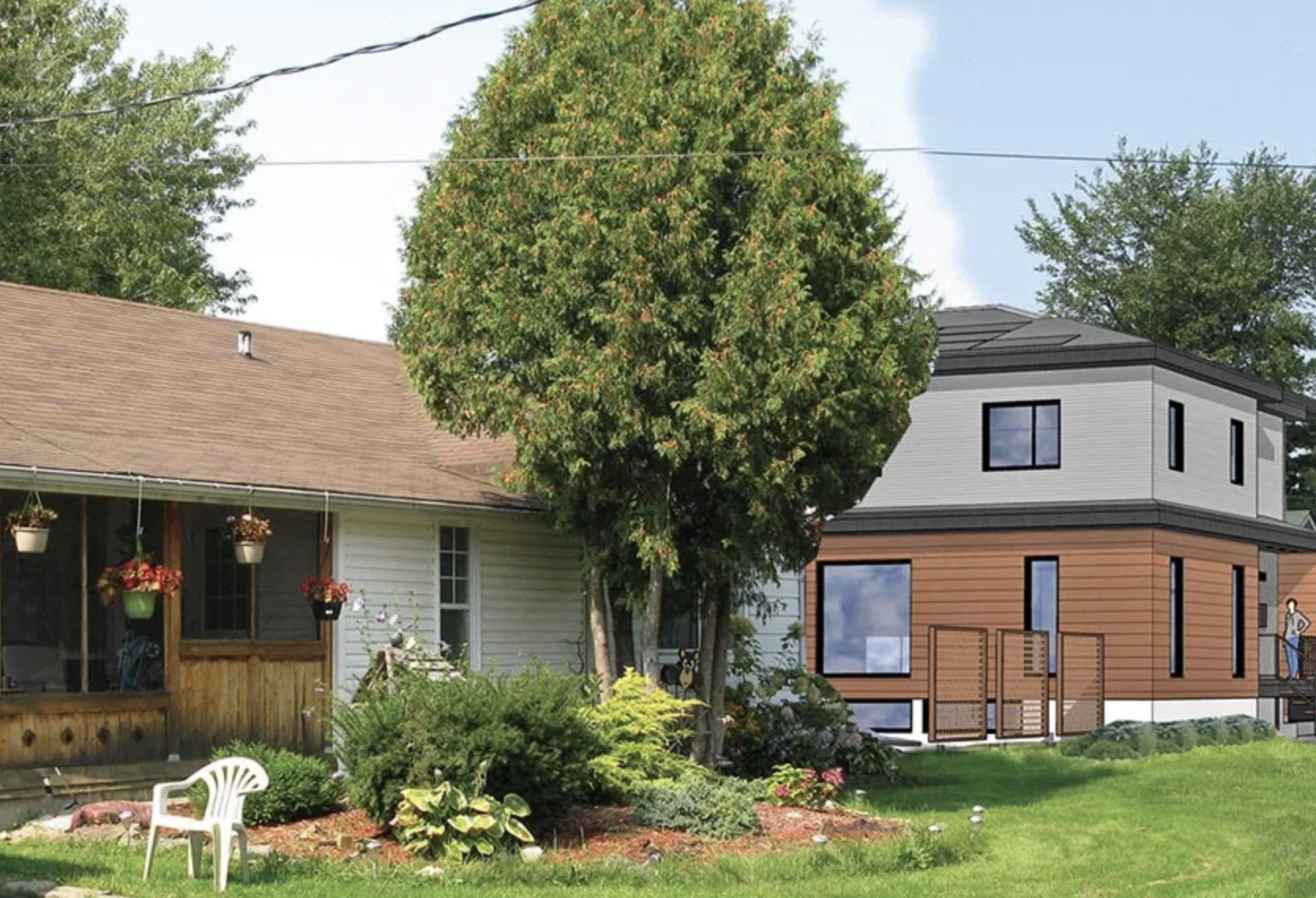 Ecological Home in Dorval