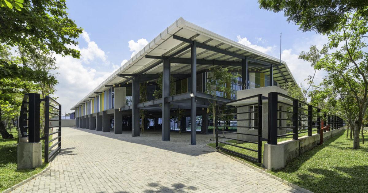 Jordan Parnass Digital Architecture Receives 2020 Merit Award From AIANY for Sri Lankan Factory