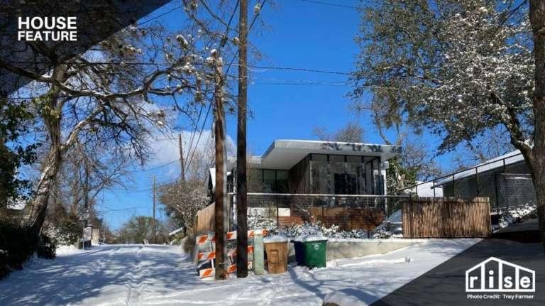 How A Texas Passive House Survived a 2021 Deep Freeze