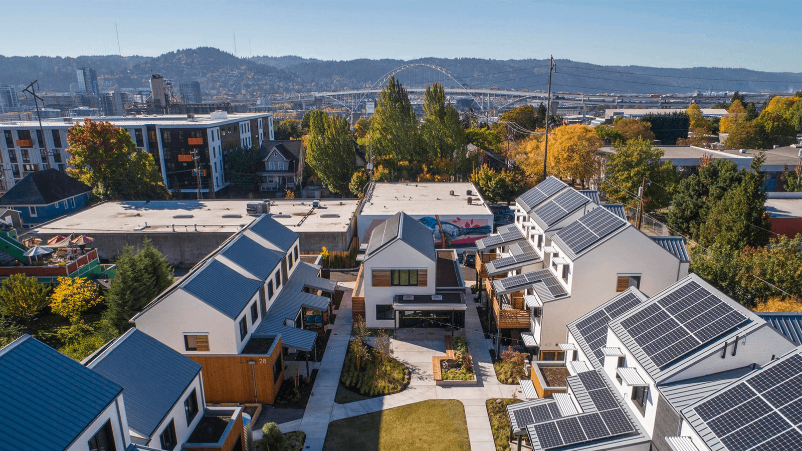 Passive Resilience Amid the Portland Heat Wave