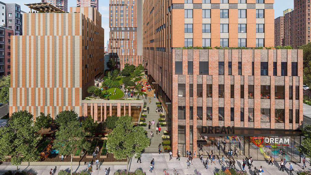 Sendero Verde: New York, New York