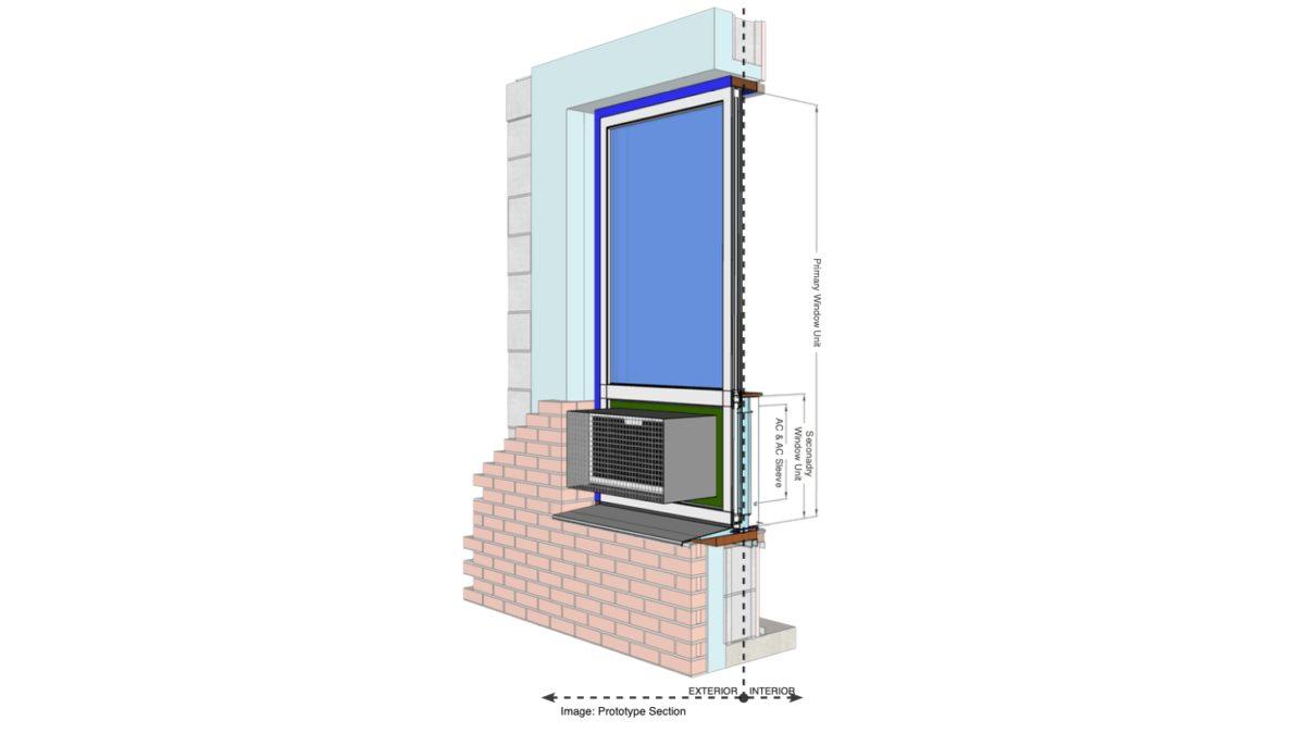 Thinking Outside the Window: Window AC Prototype