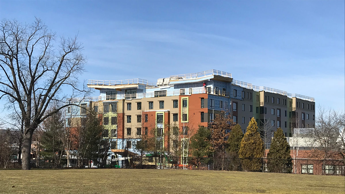 NESEA Interview: Finch Cambridge Passive House Affordable Housing
