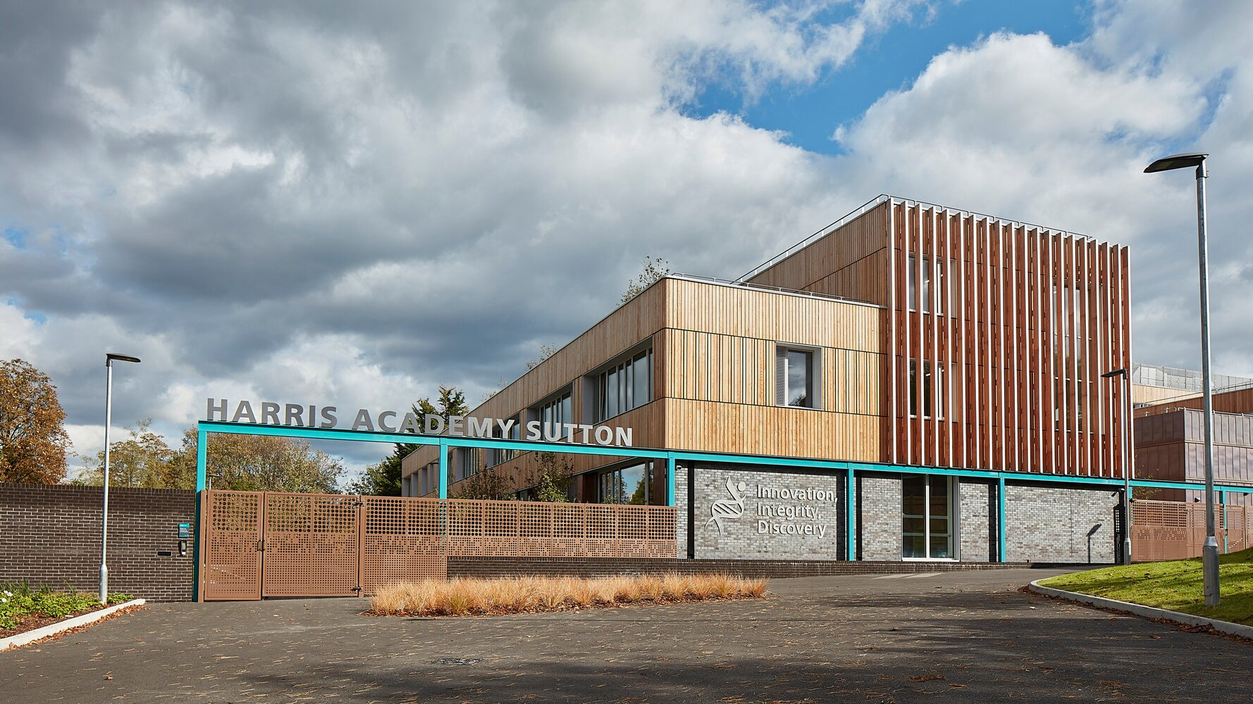 Designing With Daylight in The UK's Largest Passivhaus School