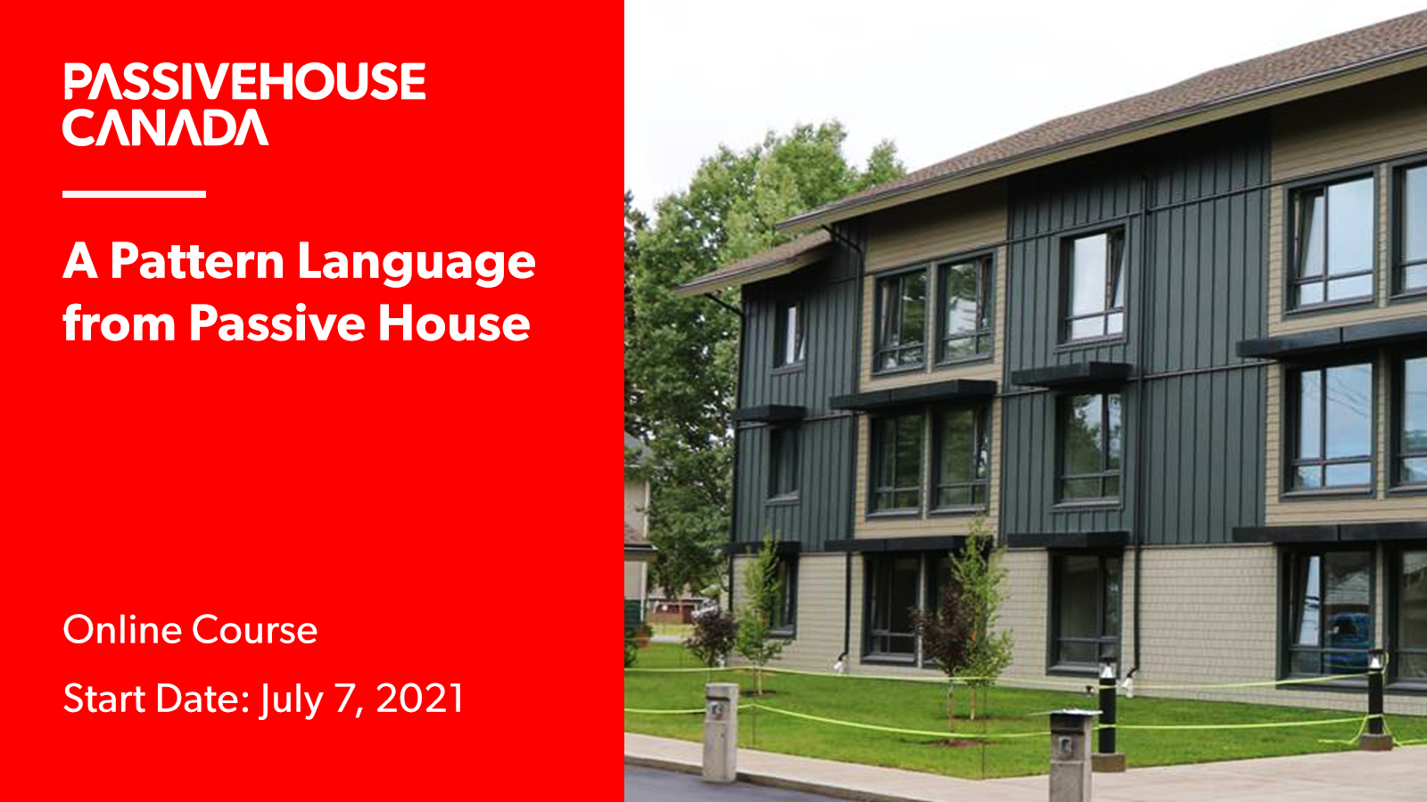 A Pattern Language from Passive House