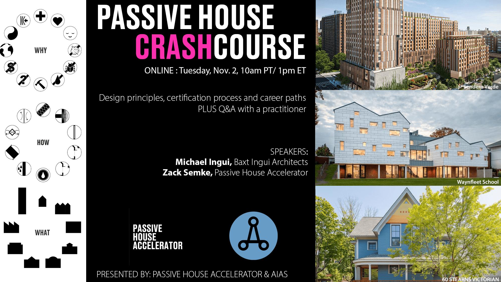 Passive House Crash Course