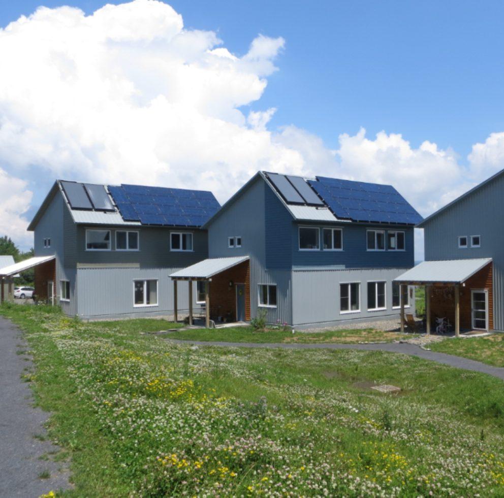 EcoVillage Co-housing Community